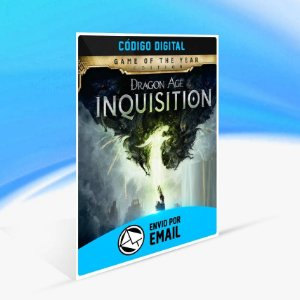Dragon Age: Inquisition - Edição Jogo do Ano ORIGIN - PC KEY