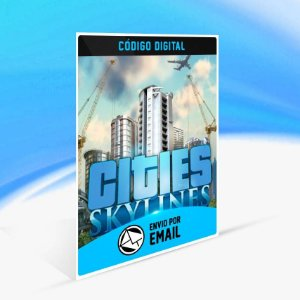Cities: Skylines - Edição Standard ORIGIN - PC KEY