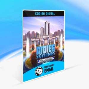 Cities: Skylines - Campus ORIGIN - PC KEY
