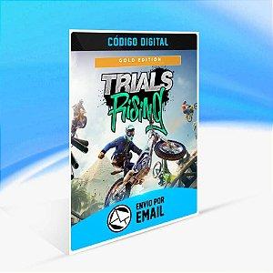 Trials Rising - Edição Gold ORIGIN - PC KEY