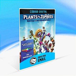 Plants vs. Zombies: Batalha por Neighborville - 1000 Estrelas Arco-íris (+200 Extras**)  ORIGIN - PC KEY
