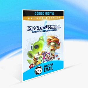Plants vs. Zombies: Batalha por Neighborville Edição Deluxe ORIGIN - PC KEY