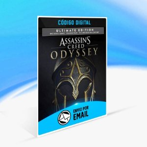 Assassin's Creed Odyssey - Edição Ultimate ORIGIN - PC KEY