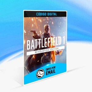 Battlefield 1 Revolution ORIGIN - PC KEY