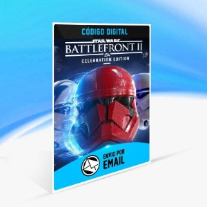 STAR WARS Battlefront II - Celebration Edition ORIGIN - PC KEY