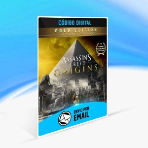 Assassin's Creed Origins - Edição Gold ORIGIN - PC KEY