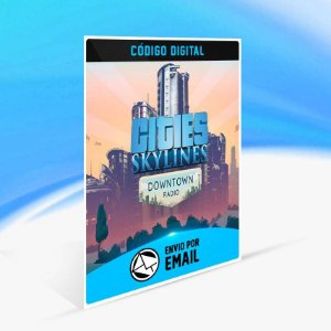 Cities: Skylines - Downtown Radio ORIGIN - PC KEY