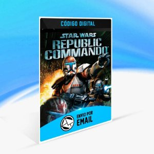 STAR WARS Republic Commando ORIGIN - PC KEY