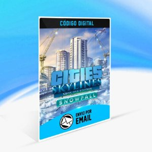 Cities: Skylines - Snowfall ORIGIN - PC KEY