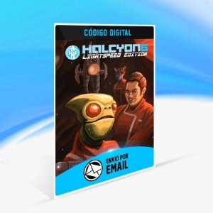 Halcyon 6: Edição Lightspeed ORIGIN - PC KEY