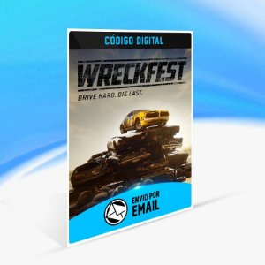 Wreckfest ORIGIN - PC KEY