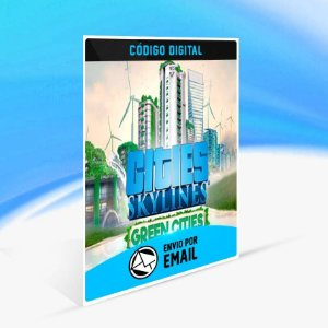 Cities: Skylines - Green Cities ORIGIN - PC KEY