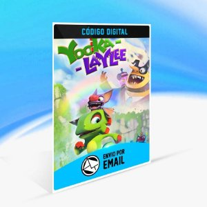 Yooka-Laylee ORIGIN - PC KEY