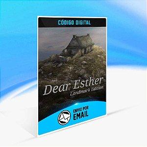 Dear Esther: Landmark Edition ORIGIN - PC KEY