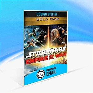 STAR WARS Empire at War Gold Pack ORIGIN - PC KEY