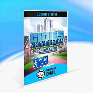 Cities: Skylines - Content Creator Pack: European Suburbia ORIGIN - PC KEY