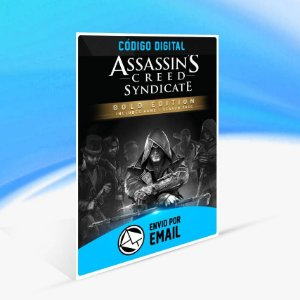 Assassin's Creed Syndicate Edição Gold ORIGIN - PC KEY