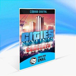 Cities: Skylines - Concerts ORIGIN - PC KEY