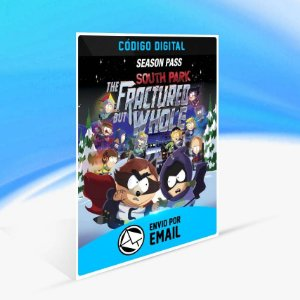Passe de Temporada de South Park: A Fenda que Abunda Força ORIGIN - PC KEY