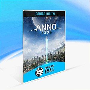 Anno 2205 Edição Standard ORIGIN - PC KEY