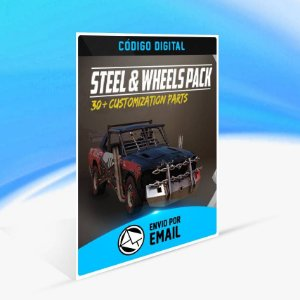 Wreckfest - Steel & Wheels Pack ORIGIN - PC KEY