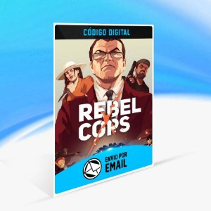 Rebel Cops ORIGIN - PC KEY