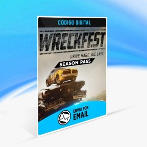 Wreckfest - Season Pass ORIGIN - PC KEY