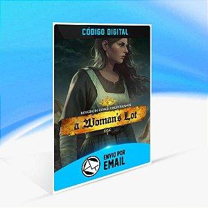 Kingdom Come: Deliverance - A Woman's Lot ORIGIN - PC KEY