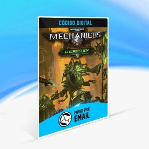 Warhammer 40,000: Mechanicus - Heretek ORIGIN - PC KEY