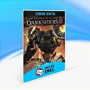 Darksiders III Keepers of the Void ORIGIN - PC KEY