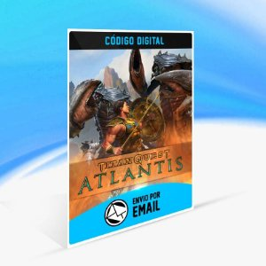 Titan Quest Anniversary: Atlantis ORIGIN - PC KEY