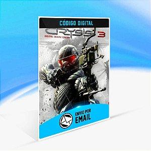 Crysis 3 Edição Digital Deluxe  ORIGIN - PC KEY