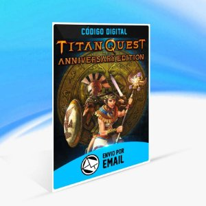 Titan Quest Anniversary Edition ORIGIN - PC KEY