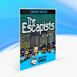 The Escapists - Alcatraz ORIGIN - PC KEY