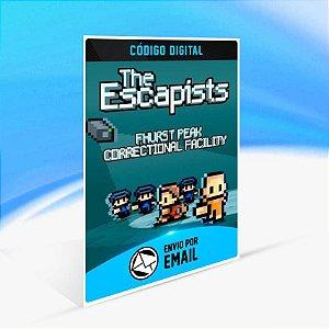 The Escapists - Fhurst Peak Correctional Facility  ORIGIN - PC KEY