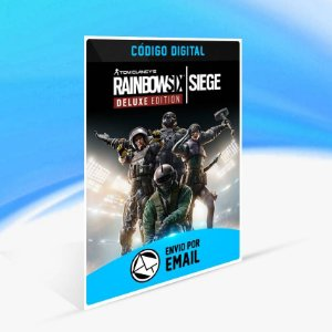 Tom Clancy's Rainbow Six Siege Deluxe Edition ORIGIN - PC KEY