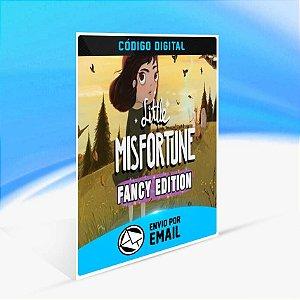 Livro de arte de Little Misfortune ORIGIN - PC KEY