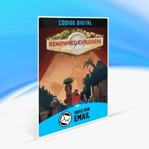 Renowned Explorers: International Society ORIGIN - PC KEY