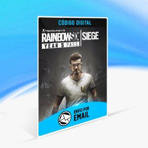 Tom Clancy's Rainbow Six Siege - Year 5 Pass ORIGIN - PC KEY