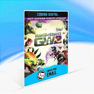 Plants vs. Zombies Garden Warfare 2 - Atualização Calor em Noites de Férias ORIGIN - PC KEY