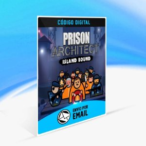 Prison Architect - Island Bound ORIGIN - PC KEY