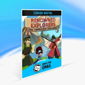 Renowned Explorers: The Emperor's Challenge ORIGIN - PC KEY