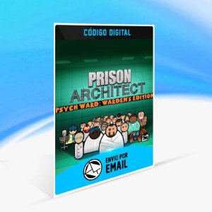 Prison Architect - Psych Ward: Warden's Edition ORIGIN - PC KEY