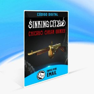 The Sinking City - Chicago Organ Grinder ORIGIN - PC KEY