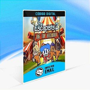 The Escapists 2 - Big Top Breakout (DLC) Steam - PC KEY