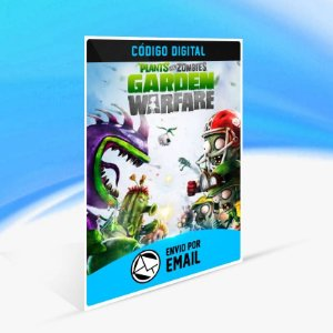 Plants vs. Zombies Garden Warfare - Edição Standard ORIGIN - PC KEY
