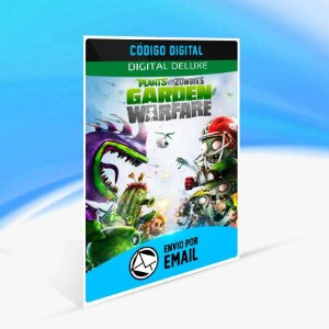 Plants vs Zombies Garden Warfare Digital Deluxe ORIGIN - PC KEY