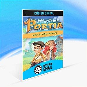 My Time At Portia - NPC Attire Package ORIGIN - PC KEY
