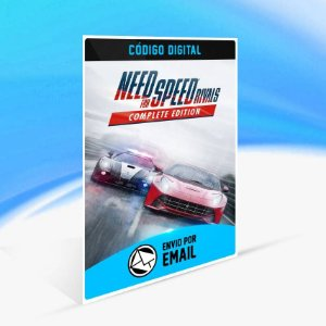Need for Speed Rivals: Complete Edition ORIGIN - PC KEY