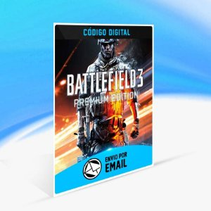 Battlefield 3 Premium Edition ORIGIN - PC KEY